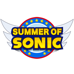 Le Summer of Sonic 2016 !