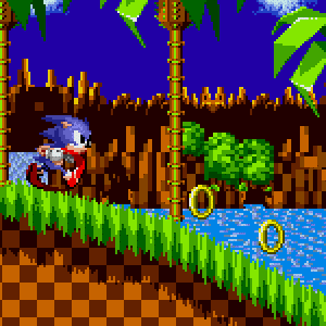 3DS: Adaptation en 3D de Sonic the Hedge...