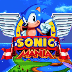 Vid�o gameplay de Sonic Mania