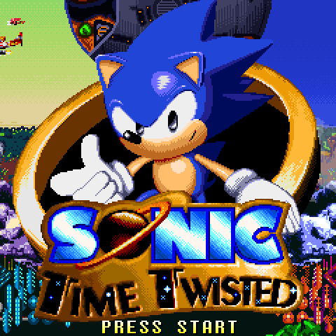 Fangame: Sortie de Sonic Time Twisted le...