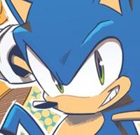 Le nouveau comic Sonic se dévoile !