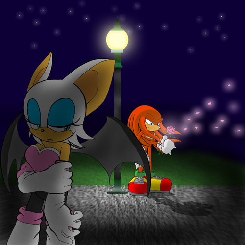 knuckles and rouge relationship counseling